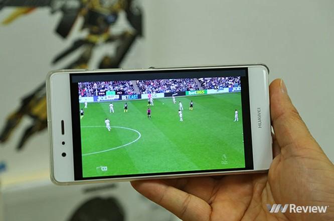 """""""Trên tay"""" dịch vụ myK+ NOW: xem bóng đá trên di động qua Wi-Fi và 3G ảnh 11"""