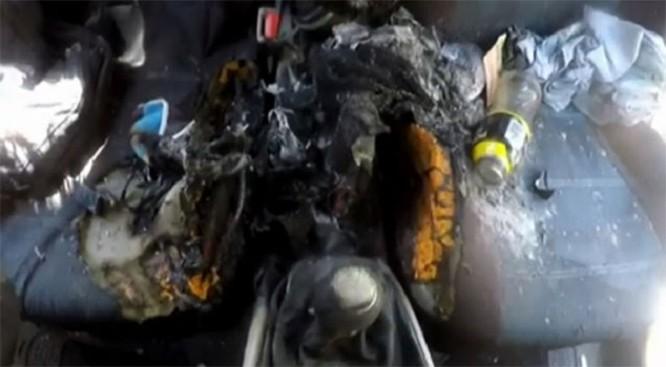 iPhone 7 bắt lửa và phát nổ trên xe hơi ảnh 1