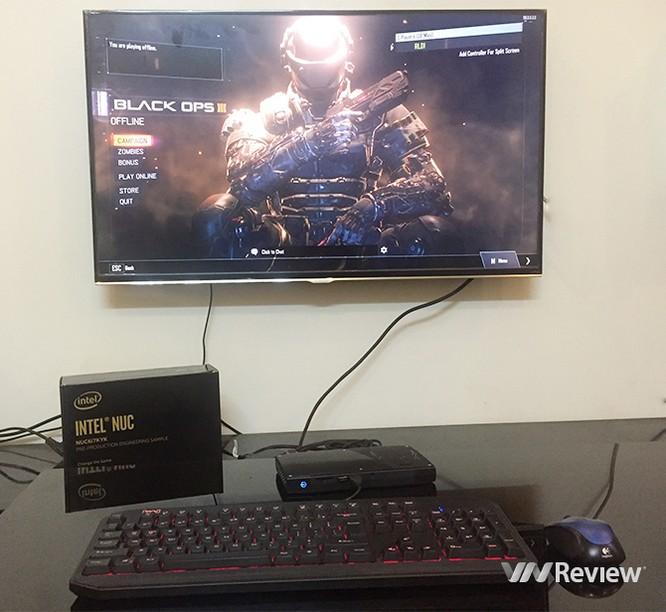 Trải nghiệm Intel NUC NUC6i7KYK: Máy tính mini dành cho game thủ ảnh 20