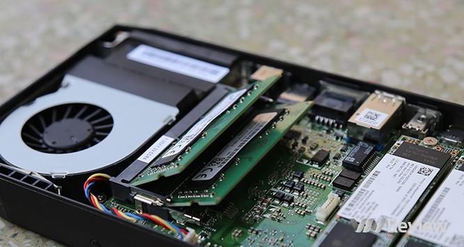 Trải nghiệm Intel NUC NUC6i7KYK: Máy tính mini dành cho game thủ ảnh 12