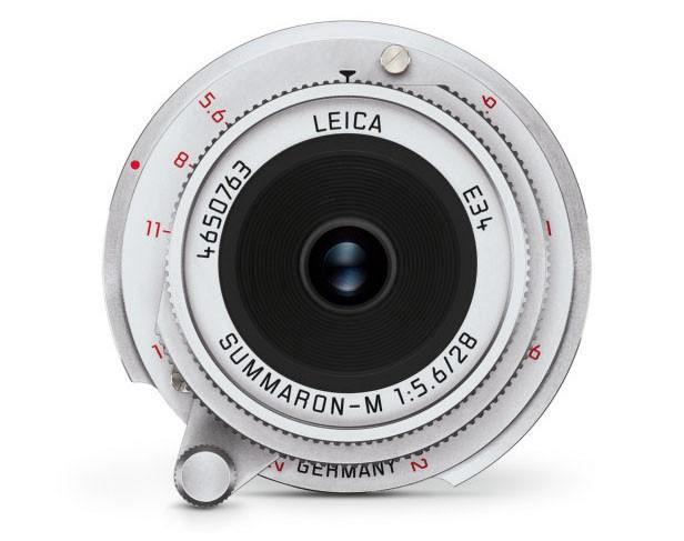 """Leica """"hồi sinh"""" Summaron-M 28mm f/5.6, tương thích với Leica M ảnh 1"""
