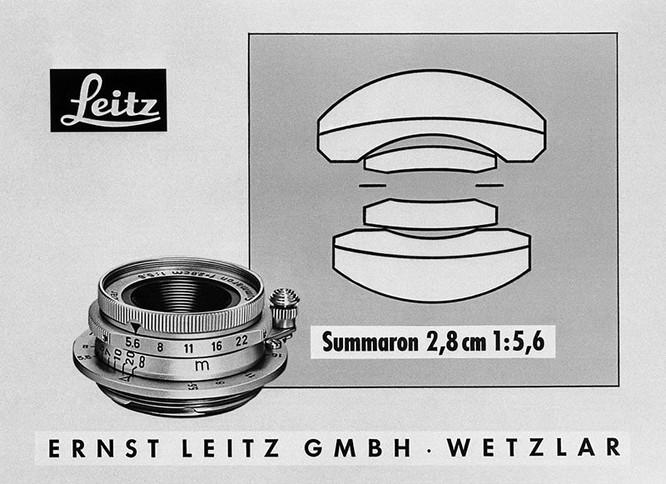 """Leica """"hồi sinh"""" Summaron-M 28mm f/5.6, tương thích với Leica M ảnh 2"""
