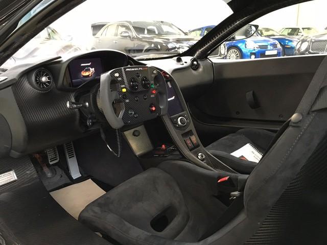 Rao bán siêu xe dành cho đường đua McLaren P1 GTR gần 97 tỷ đồng ảnh 6