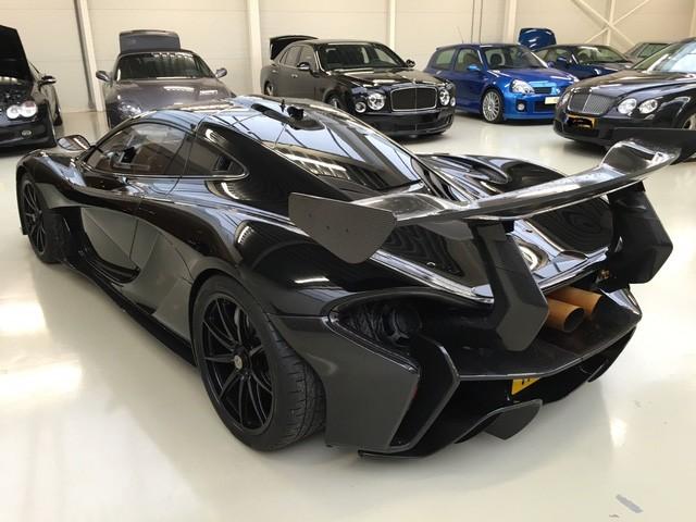 Rao bán siêu xe dành cho đường đua McLaren P1 GTR gần 97 tỷ đồng ảnh 5