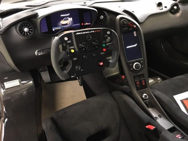 Rao bán siêu xe dành cho đường đua McLaren P1 GTR gần 97 tỷ đồng ảnh 7