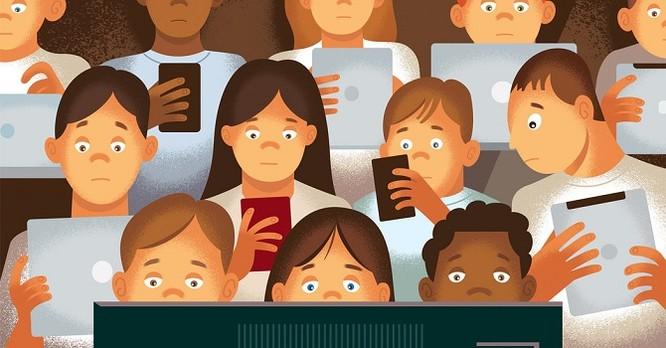 Thời gian thích hợp cho trẻ sử dụng smartphone, tablet là bao lâu? ảnh 1