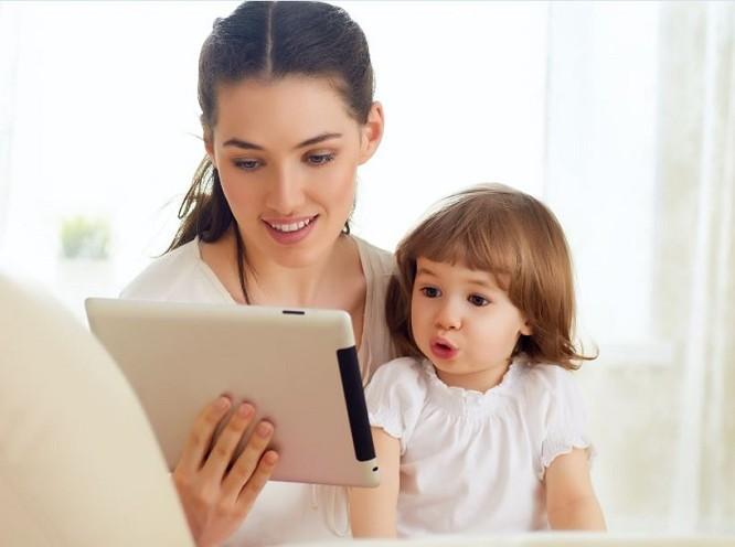 Thời gian thích hợp cho trẻ sử dụng smartphone, tablet là bao lâu? ảnh 2
