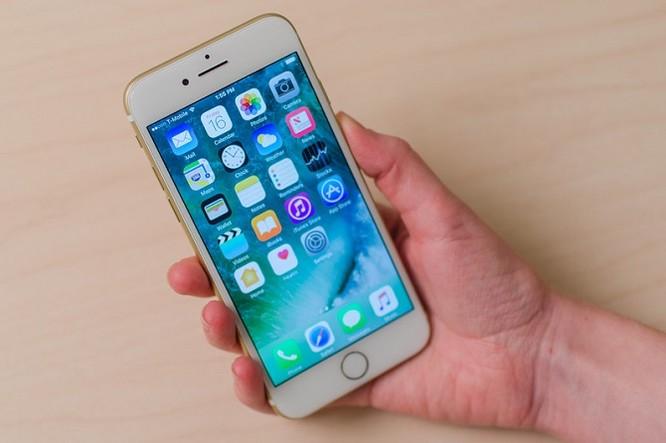 Tại sao không nên lo lắng về việc iPhone 7 32 GB có tốc độ lưu trữ chậm hơn? ảnh 2