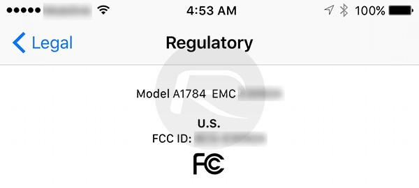 Phân biệt iPhone 7 trang bị chip Intel hay Qualcomm ảnh 1