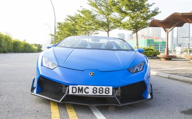 """Video: """"Nội công"""" của Lamborghini Huracan Spyder đạt 1.073 mã lực ảnh 2"""
