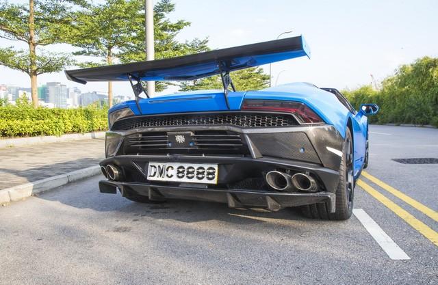 """Video: """"Nội công"""" của Lamborghini Huracan Spyder đạt 1.073 mã lực ảnh 5"""