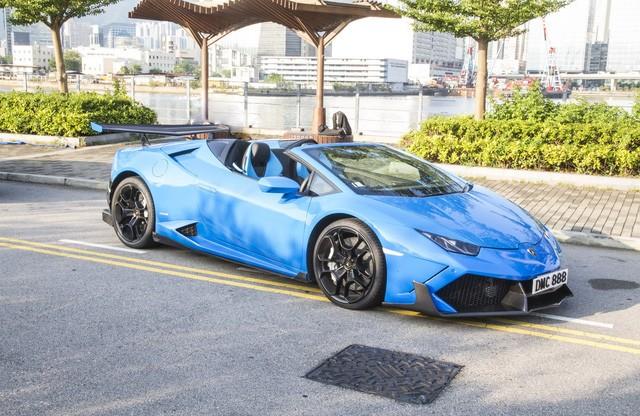"""Video: """"Nội công"""" của Lamborghini Huracan Spyder đạt 1.073 mã lực ảnh 7"""