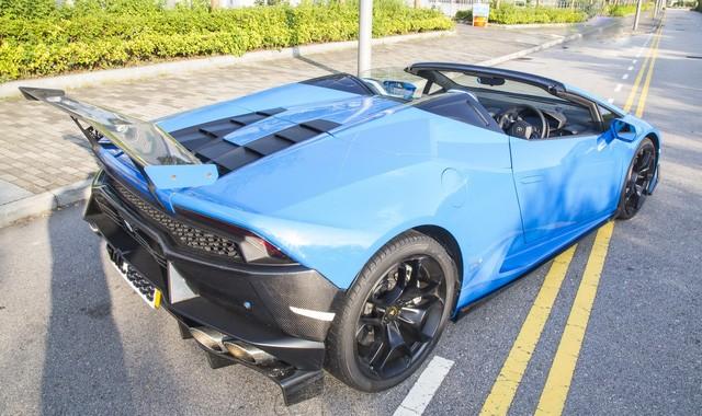 """Video: """"Nội công"""" của Lamborghini Huracan Spyder đạt 1.073 mã lực ảnh 1"""