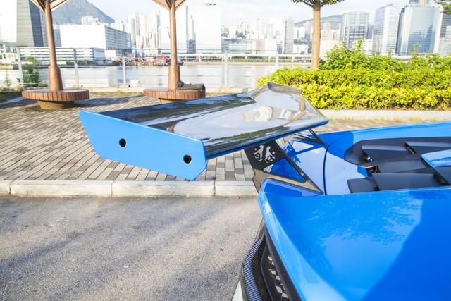 """Video: """"Nội công"""" của Lamborghini Huracan Spyder đạt 1.073 mã lực ảnh 4"""