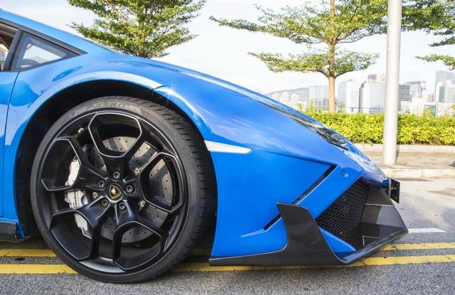 """Video: """"Nội công"""" của Lamborghini Huracan Spyder đạt 1.073 mã lực ảnh 3"""