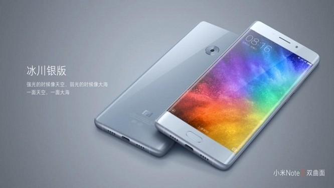 Xiaomi Mi Note 2 chính thức: màn hình cong giống Note 7, camera 22.56 MP ảnh 3