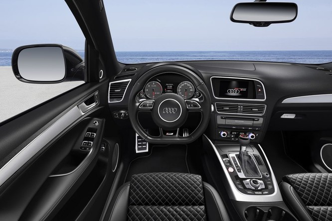 Kỹ sư Audi tiết lộ SQ5 thế hệ mới sẽ có khả năng thừa lái ảnh 4
