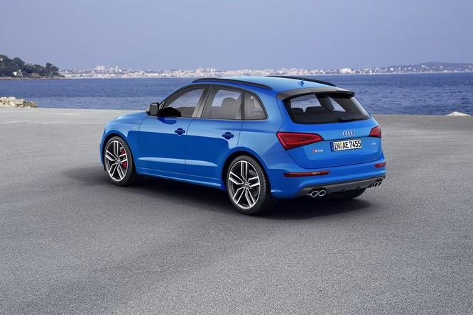 Kỹ sư Audi tiết lộ SQ5 thế hệ mới sẽ có khả năng thừa lái ảnh 3