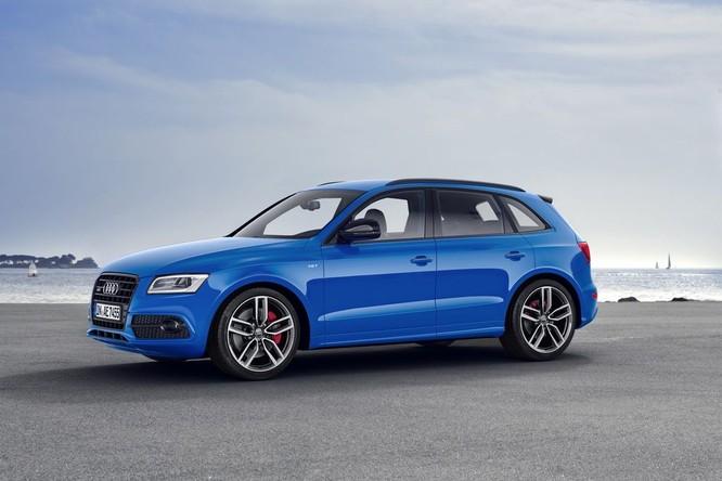 Kỹ sư Audi tiết lộ SQ5 thế hệ mới sẽ có khả năng thừa lái ảnh 2