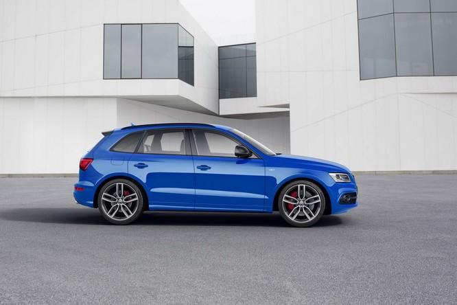 Kỹ sư Audi tiết lộ SQ5 thế hệ mới sẽ có khả năng thừa lái ảnh 1