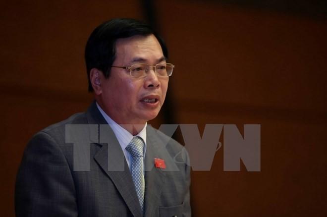 Lùm xùm của ông Vũ Huy Hoàng: Bộ trưởng Bộ Công Thương lên tiếng ảnh 1