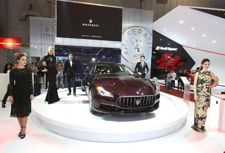 """Ngắm nhìn lại những mẫu xe """"hot"""" ở triển lãm - ảnh 3"""