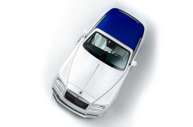 Ngắm siêu phẩm Rolls-Royce cho tín đồ thời trang ảnh 2