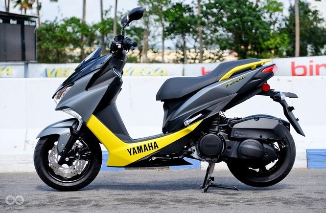 Yamaha Force 2017 – xe tay ga động cơ 155 phân khối mới ảnh 1