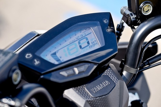 Yamaha Force 2017 – xe tay ga động cơ 155 phân khối mới ảnh 4