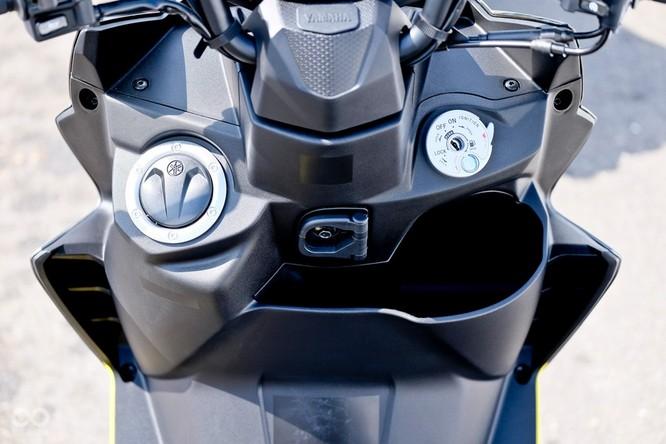 Yamaha Force 2017 – xe tay ga động cơ 155 phân khối mới ảnh 2