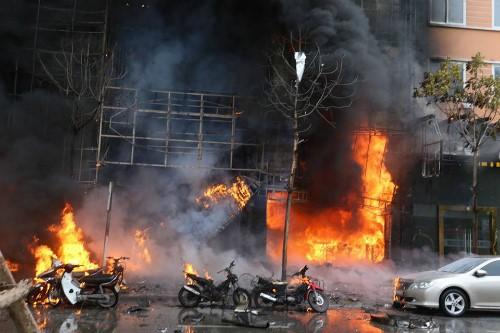 Trong 13 nạn nhân vụ cháy quán karaoke có một cán bộ của Hà Nội ảnh 3