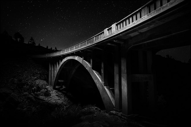 Bộ ảnh đêm tuyệt đẹp chụp bằng camera bay ảnh 4