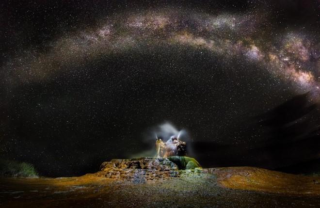 Bộ ảnh đêm tuyệt đẹp chụp bằng camera bay ảnh 5