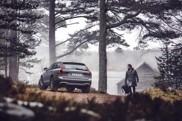 Volvo V90 Cross Country - Xe cao cấp thách thức mọi địa hình ảnh 4
