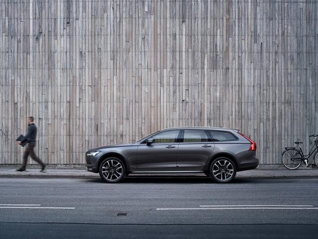 Volvo V90 Cross Country - Xe cao cấp thách thức mọi địa hình ảnh 8