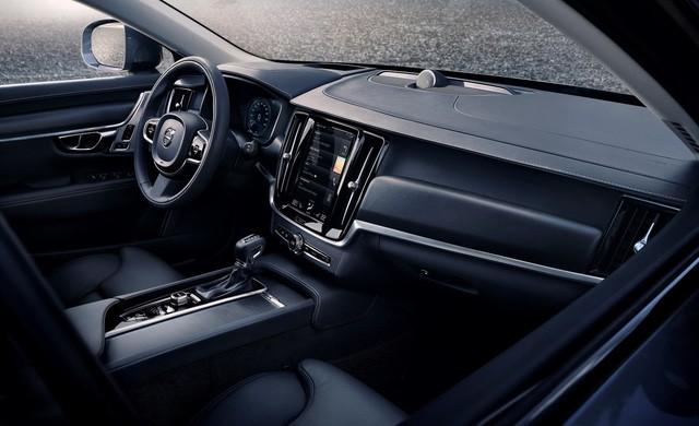 Volvo V90 Cross Country - Xe cao cấp thách thức mọi địa hình ảnh 6