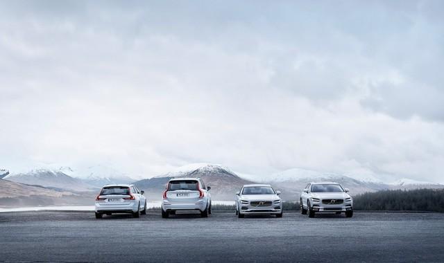 Volvo V90 Cross Country - Xe cao cấp thách thức mọi địa hình ảnh 1
