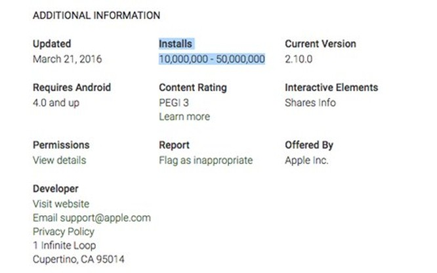 Hơn 10 triệu người dùng chuyển từ Android sang iPhone ảnh 1