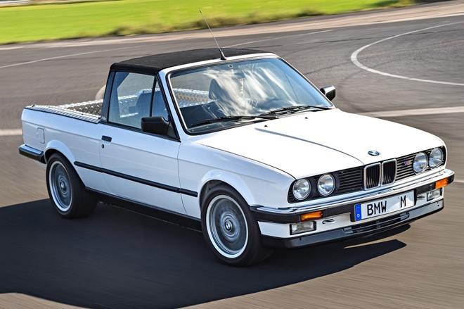 4 mẫu M3 bí mật của BMW ảnh 1