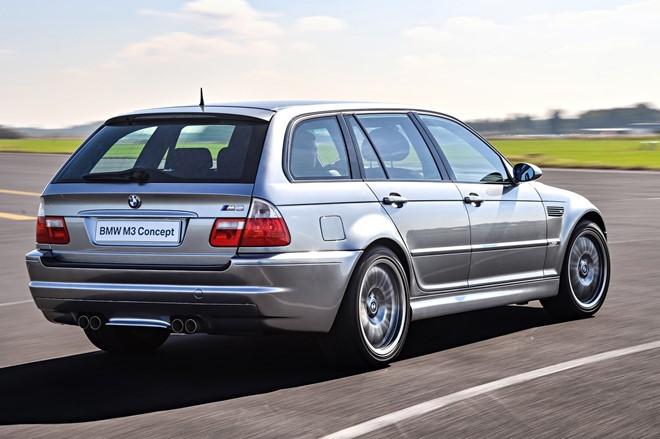4 mẫu M3 bí mật của BMW ảnh 3