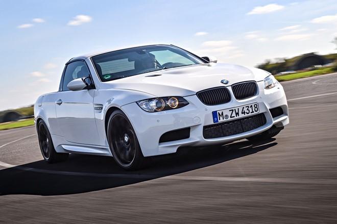 4 mẫu M3 bí mật của BMW ảnh 4