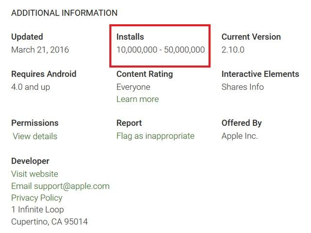 """10 triệu người đã """"rời bỏ"""" Android để dùng iOS ảnh 2"""
