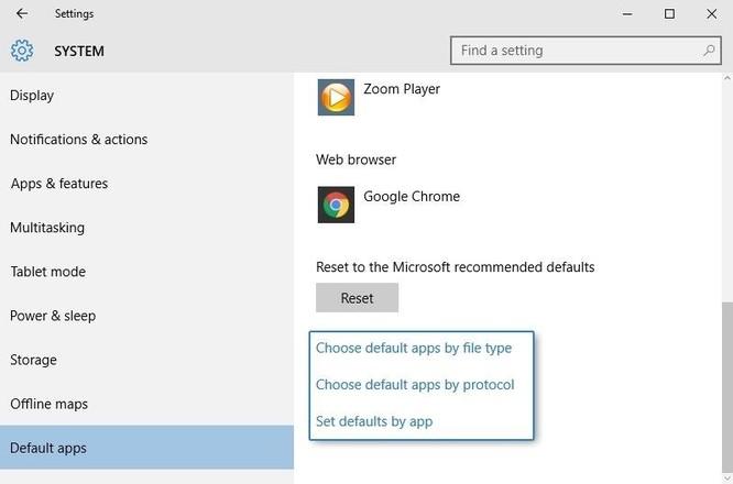 Xử lý lỗi Windows 10 không cho đặt ứng dụng mặc định ảnh 2