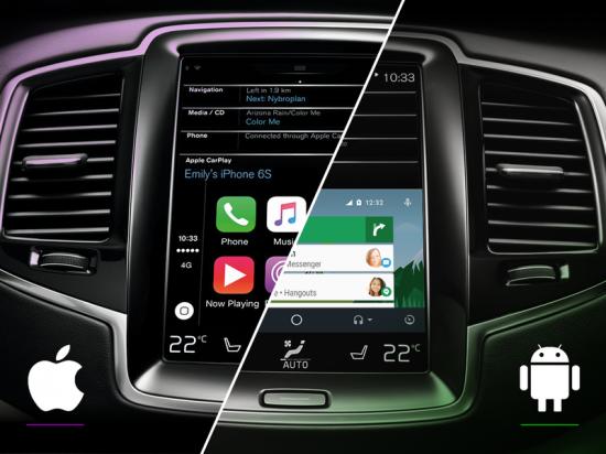 """""""Mổ xẻ"""" Apple CarPlay và Google Android Auto trên xe hơi ảnh 1"""