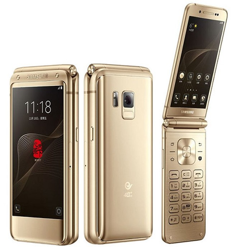 Samsung ra mắt smartphone nắp gập với giá 3.000 USD ảnh 2