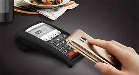 Samsung ra mắt smartphone nắp gập với giá 3.000 USD ảnh 3