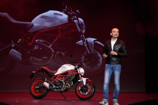 Ducati liên tiếp ra mắt 7 mẫu xe mới ảnh 46