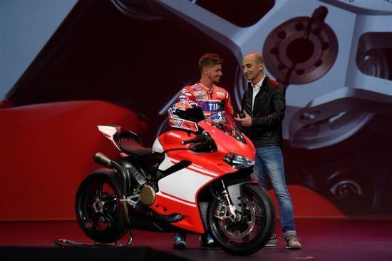 Ducati liên tiếp ra mắt 7 mẫu xe mới ảnh 44