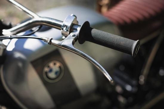 BMW R100 độ xe kiểu việt dã ảnh 5