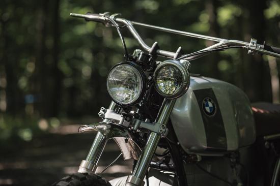 BMW R100 độ xe kiểu việt dã ảnh 6